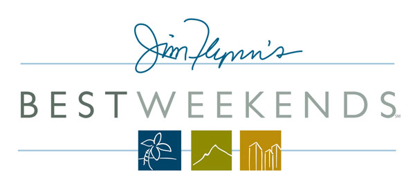 Jim Flynn's Best Weekends Logo